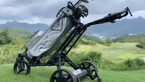 Turn your push cart into a premium ELECTRIC GOLF CADDY with the Club Booster V2!