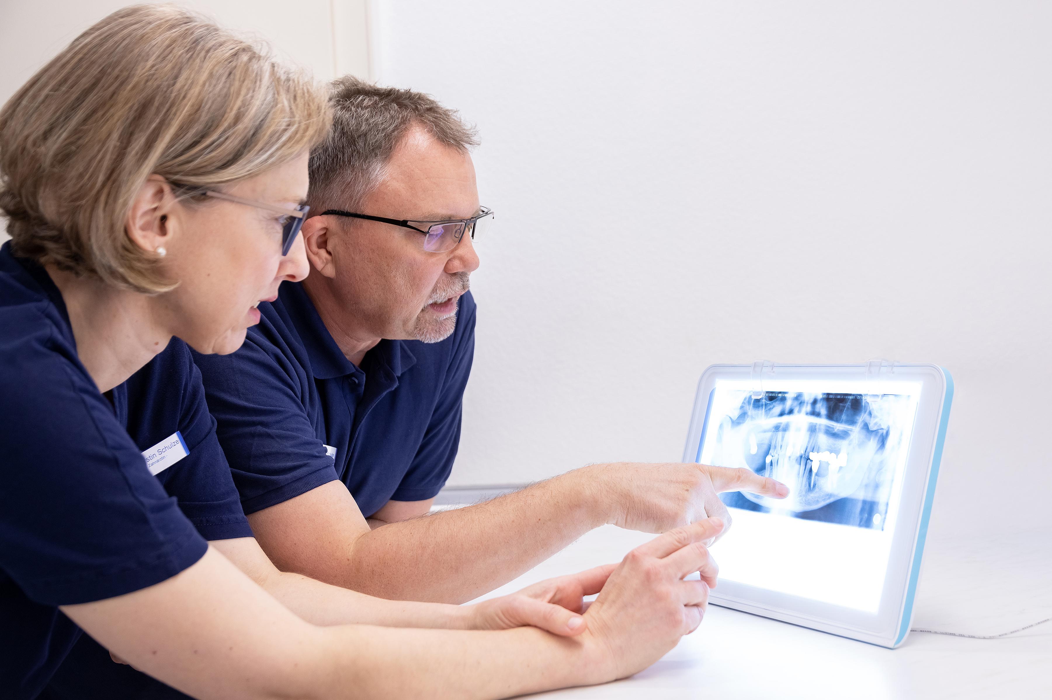 Röntgenanalyse