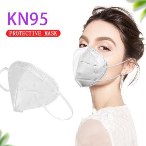 Pack of 10 Reusable Anti Virus Respirator Protective KN95 Mask