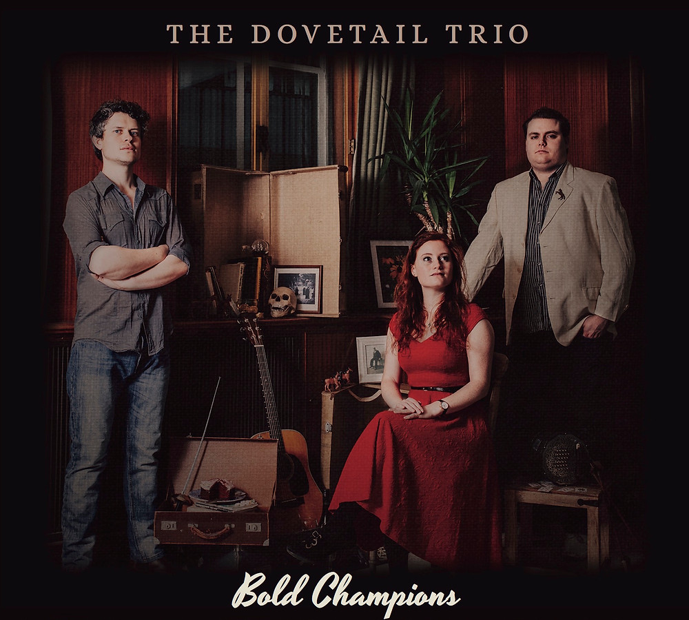 Bold Champions album cover photo