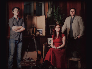 The Dovetail Trio *NEW ALBUM*