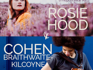 Double Headline Tour with Cohen Braithwaite-Kilcoyne