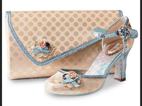 Orphelia Blue Shoe