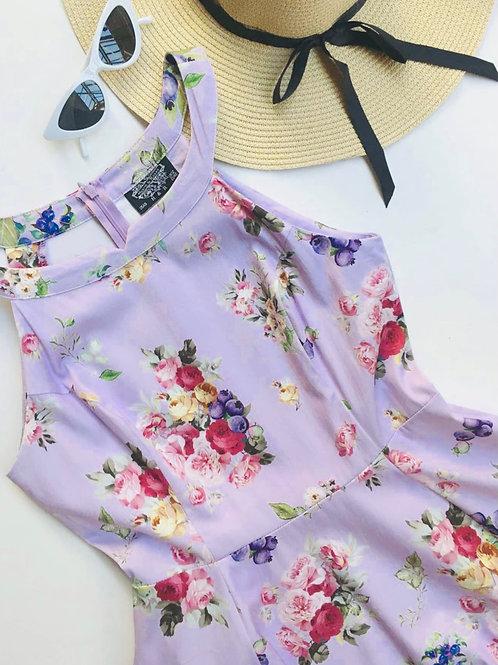 Lucette Swing Dress
