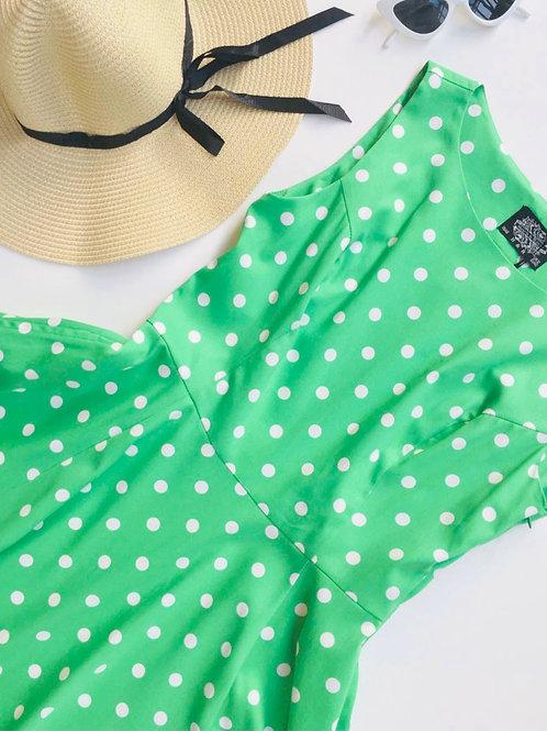 Nancy Swing Dress