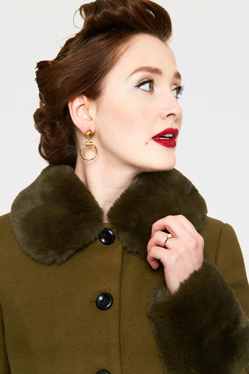 Olivia Swing Coat