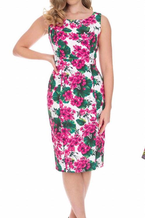 Maria Wiggle Dress