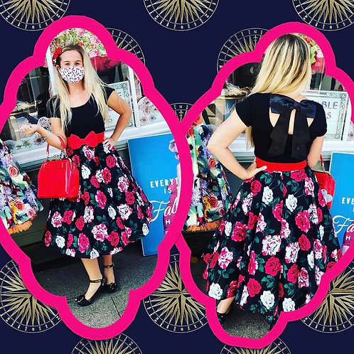 Bethany Rose Swing Skirt