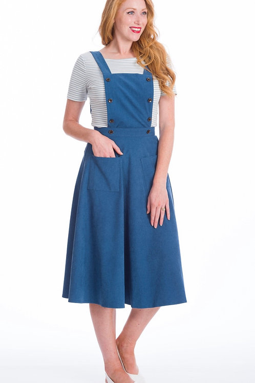 Cindy Pinafore skirt!