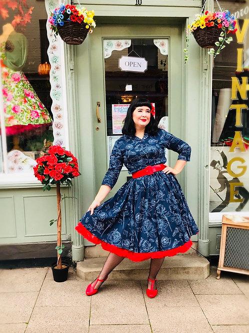 Naya swing dress