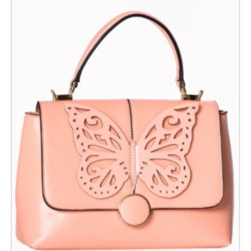 Dolly Pink FlutterBy Bag