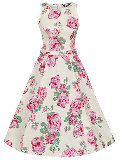 Kitty summer Swing Dress