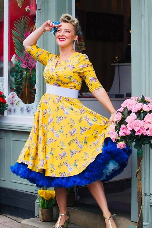 Margarette Swing Dress
