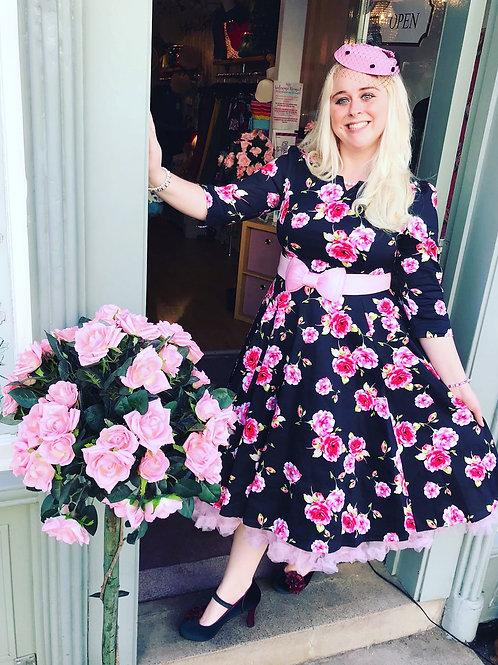 Emma swing dress