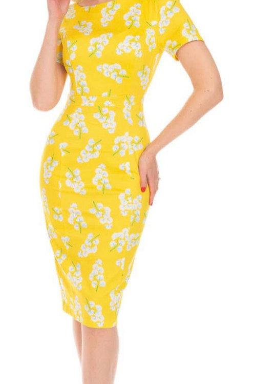 Vivian Wiggle Dress