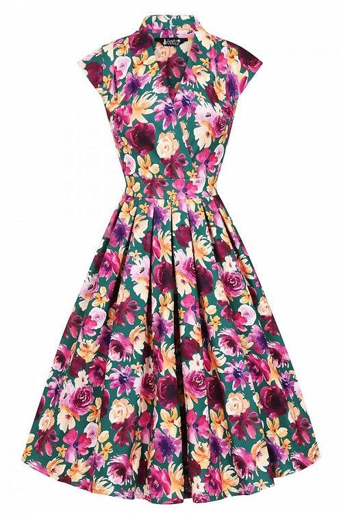 Gaynor  Floral Swing dress