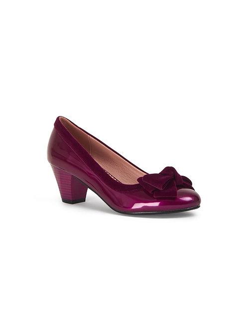 Purple Dorothy Shoe