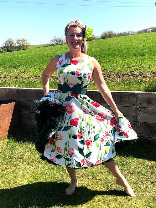 Spring has Sprung Swing Dress