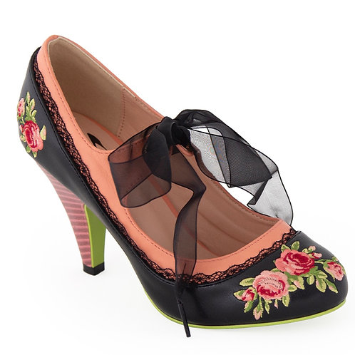 Roses and Posies Shoe