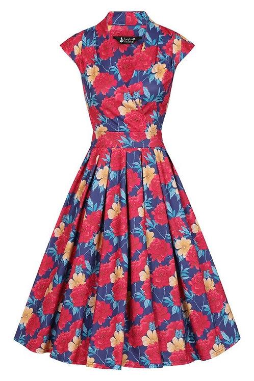 Forever Floral Swing dress