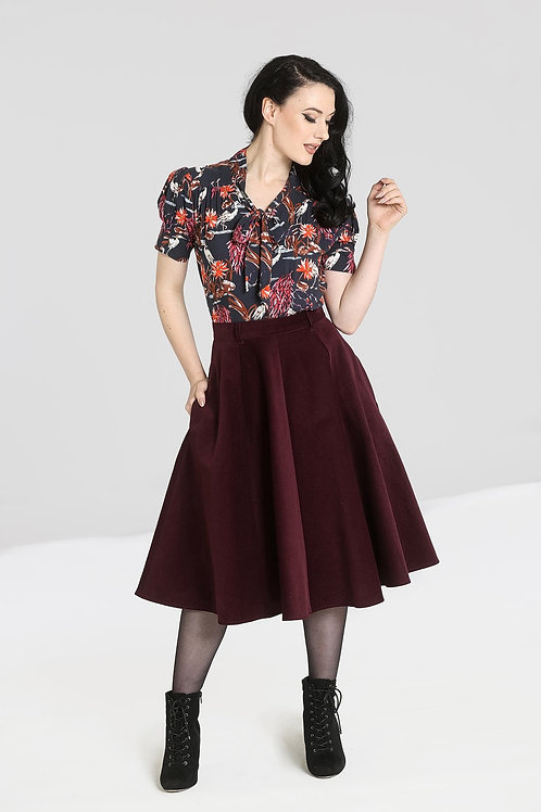 Carlie Corduroy skirt
