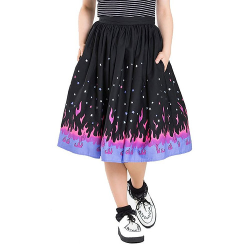Pinball Swing skirt