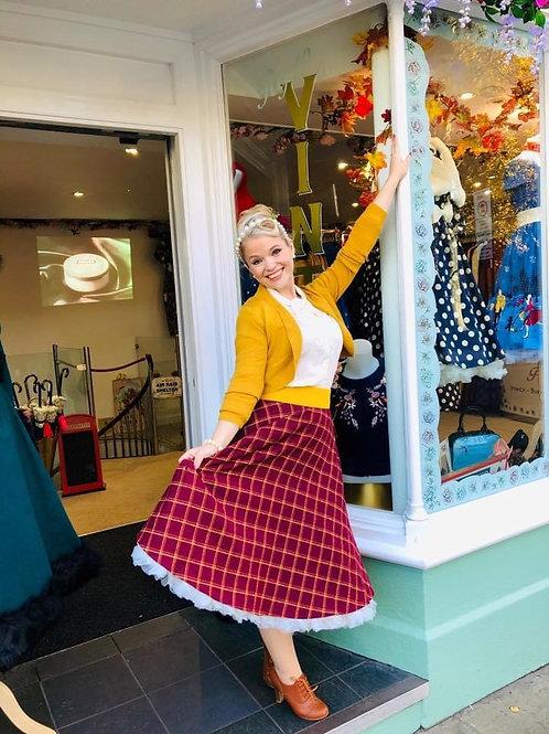 Heavy Matilde Skirt