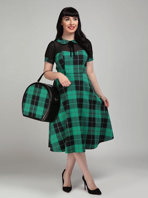 Evergreen Swing dress