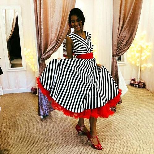 Zahara Swing Dress