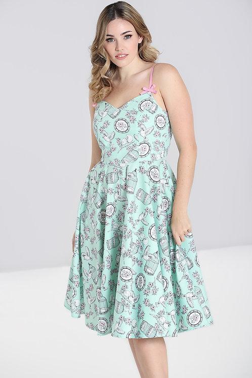 Birdy Love Lace Swing Dress