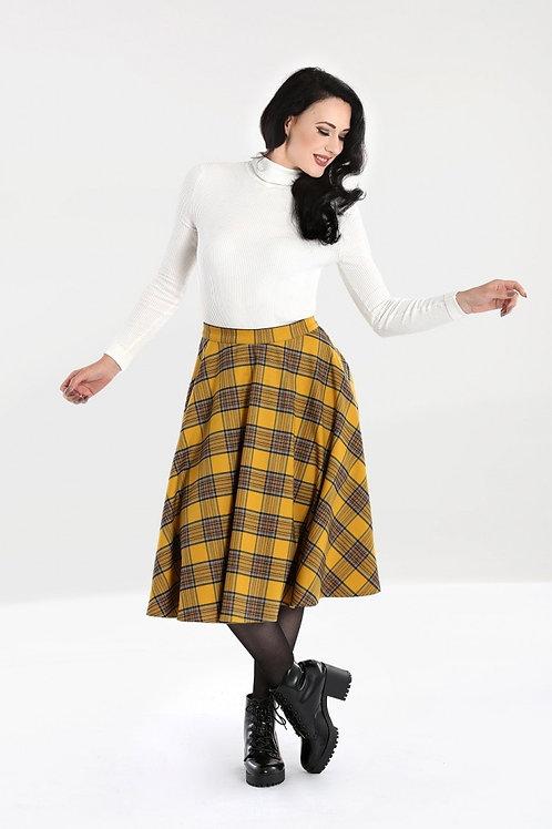 Dijon swing Skirt