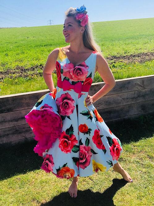 Amelia Swing Dress