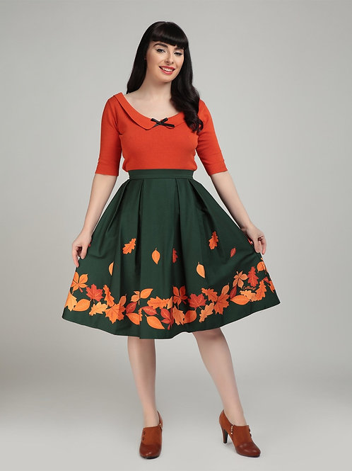 Autumn Swing Skirt