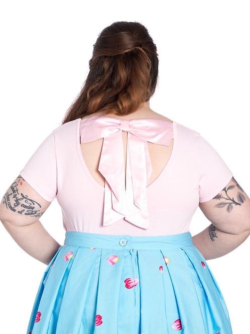Pink Beau Top