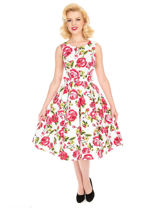 Posie Bloom Swing Dress