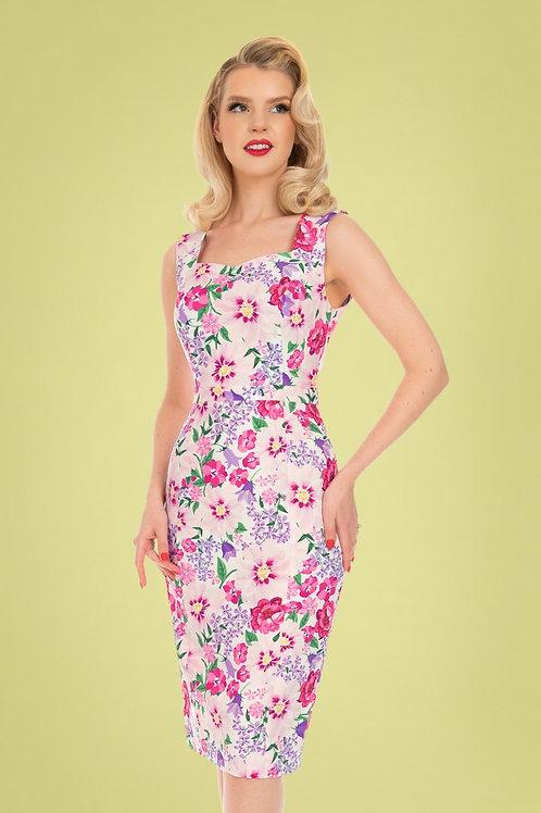 Prunella wiggle dress
