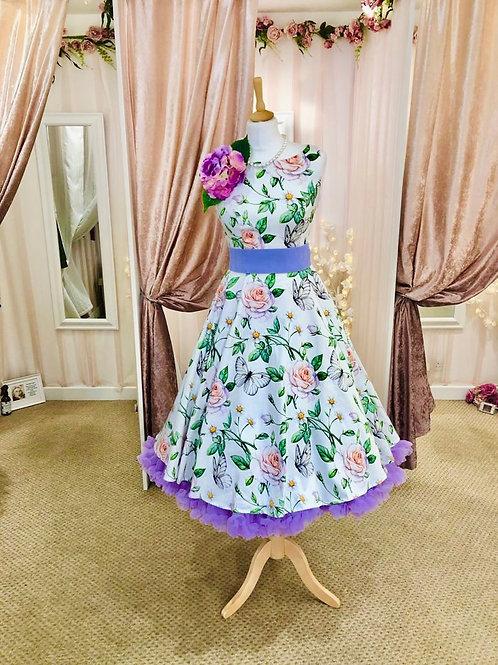 Nova Swing dress