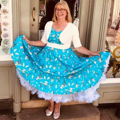 Fantasia Swing Dress
