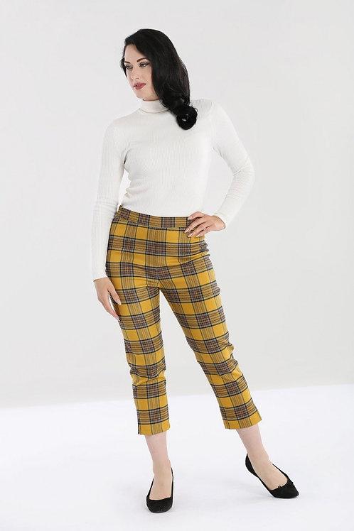 Dijon Cigarette Pants