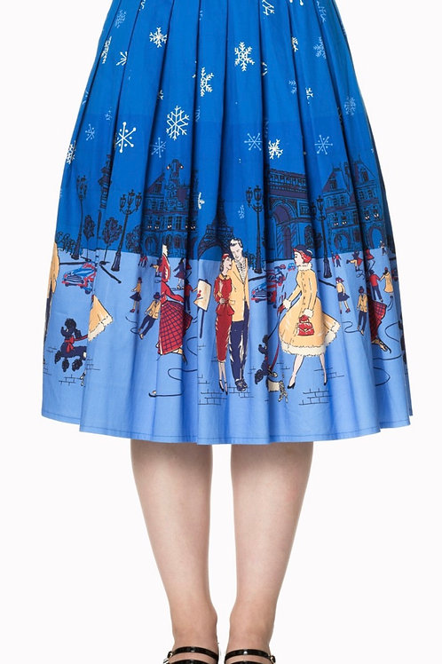 Its A Wonderful Life skirt!
