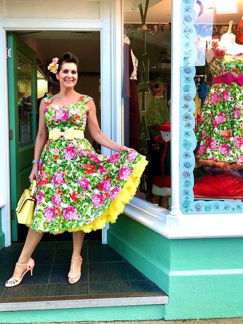 Jolie Swing Dress