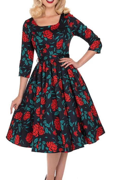 RoseBud swing dress