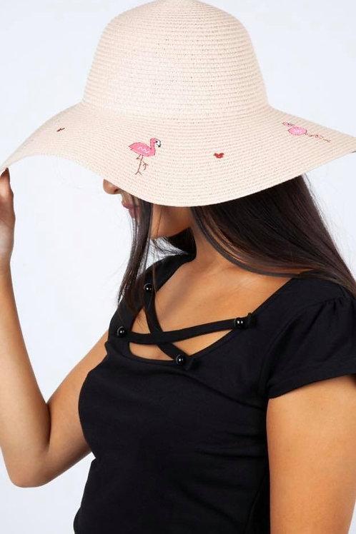 Flamingo Fabulous Sun Hats!