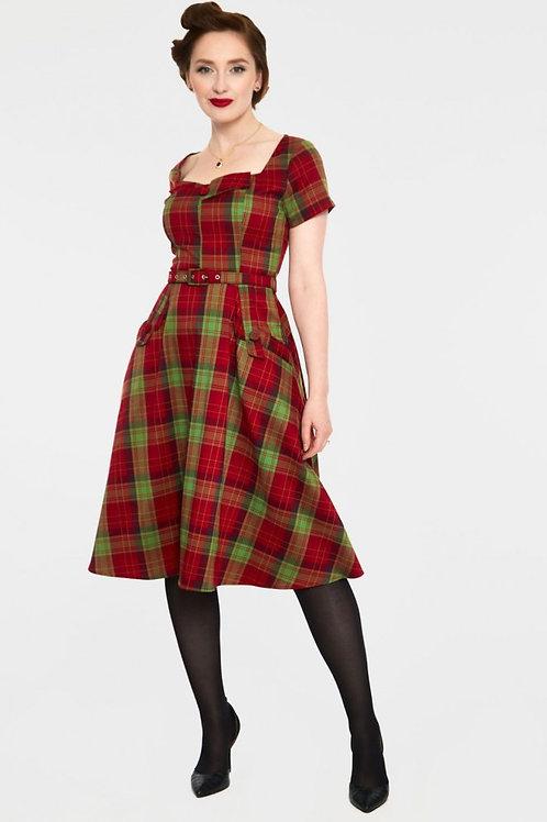 Miss Tabitha Swing Dress