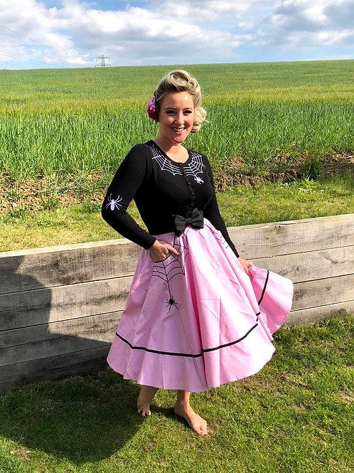 Miss Muffet Swing Skirt