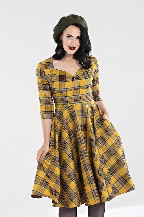 Dijon Swing dress