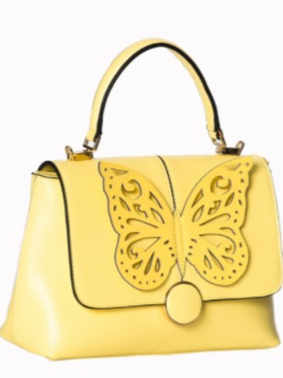 Yellow FlutterBy Bag