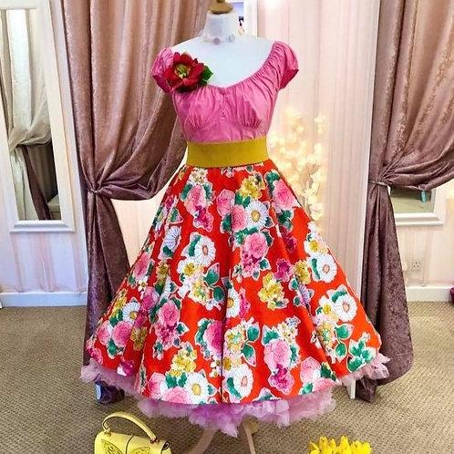 Betty Hart Swing Skirt
