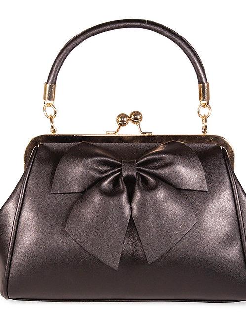 Black Bow Bag