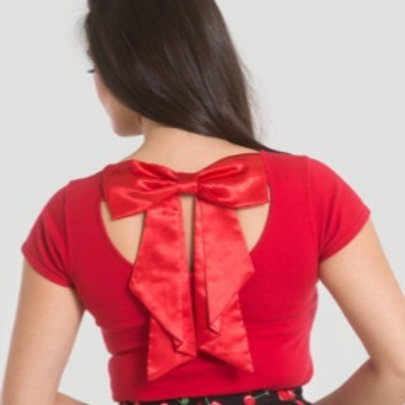 Red Beau Top